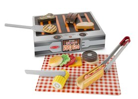 Barbecue/BBQ set (20-delig) / Melissa & Doug
