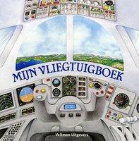 Mijn vliegtuigboek (kartonboek). 2+ / Veltman Uitgervers