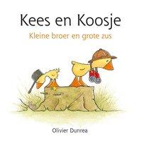Kees en Koosje (kartonboekje). 2+ / Gottmer