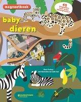 Babydieren (magneetboek). 3+ / WPG