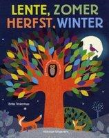 Prentenboek Lente, zomer, herfst, winter. 3+ / Veltman Uitgevers B.V.