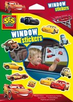 Raamstickers Disney Cars 3 / SES