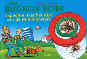 Insectenboek Bugboxboek. 5+