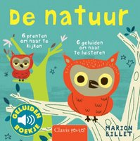 Geluidenboekje: De natuur. 1+ / Clavis