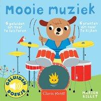 Geluidenboekje: Mooie muziek. 1+ / Clavis