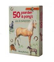 Expeditie Natuur 50 Paarden & Pony's 8+ / Story Factory