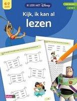 Disney Ik leer met - Kijk, ik kan al lezen (6-7 j.) / Deltas