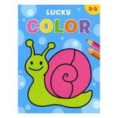 Lucky color (2-3 j.) / Deltas