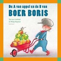De A van appel en de B van Boer Boris (kartonboek). 2+ / Gottmer