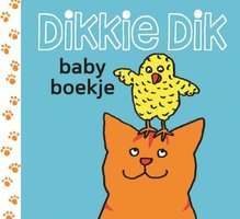 Dikkie Dik babyboekje. 1+
