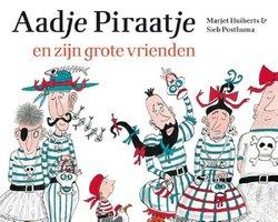 Aadje Piraatje en zijn grote vrienden. 4+ / Gottmer