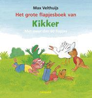 Het grote flapjesboek van Kikker. 2+ / Max Velthuijs