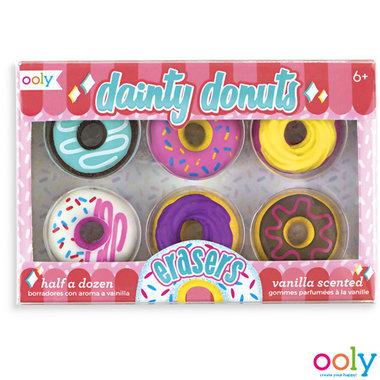 Gummen met geur Donuts / Ooly