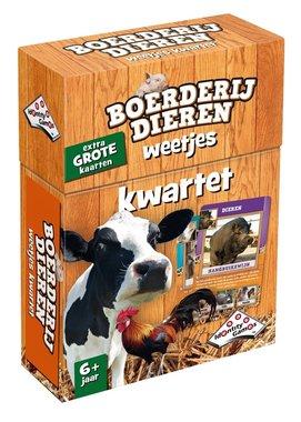 Boerderij dieren Weetjes Kwartet / Identity Games