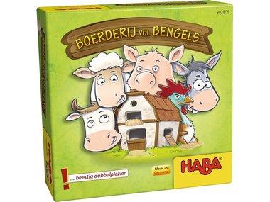 Boerderij vol Bengels 4+ / HABA