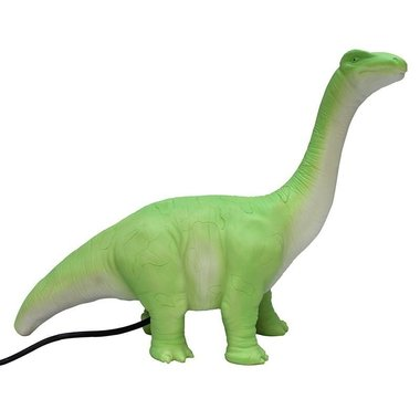 LED lamp Dinosaurus Diplodocus GROEN / The House of Disaster