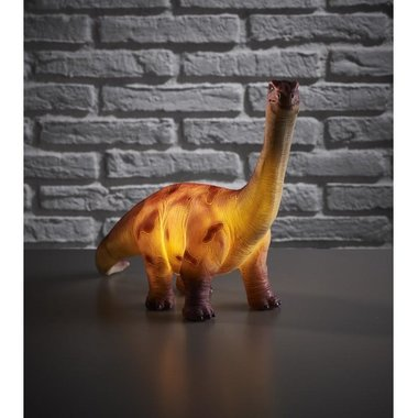 LED lamp Retro Light Brontosaurus / The House of Disaster