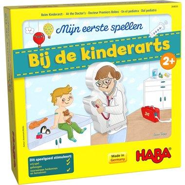 Mijn eerste spellen: Bij de kinderarts 2+ / HABA