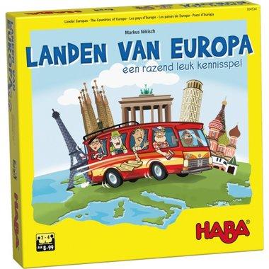 Landen van Europa 8+ / HABA