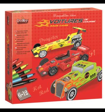 Bouwset Raceauto / Crealign