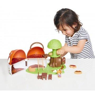 Het Paddenstoelen Huis / Klorofil