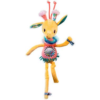 Zia Dansende giraf rammelaar / Lilliputiens