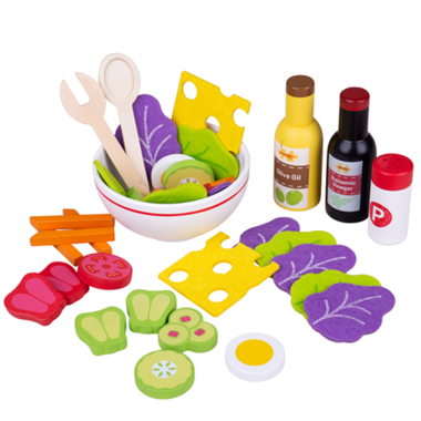 Houten salade set / BigJigs