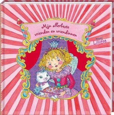 Prinses Lillifee vriendenboek circus