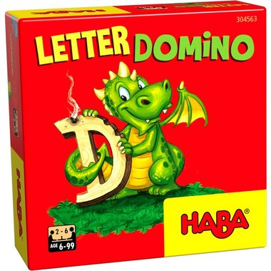 Letter domino 6+ / HABA