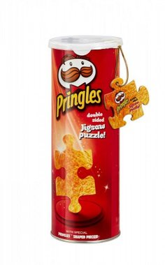 Pringles Puzzle in Can (250) / Gibsons