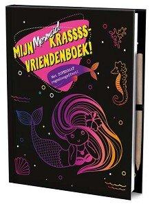 Mijn Mermaid krasss vriendenboek