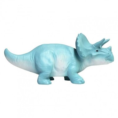 Mini LED lamp Dinosaurus Triceratops TURQUOISE / The House of Disaster