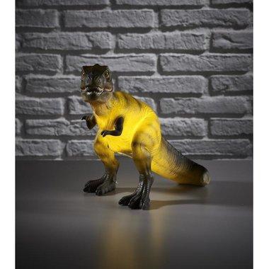 LED lamp Retro Light T-rex / The House of Disaster