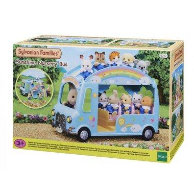 Regenboog Babybus / Sylvanian Families