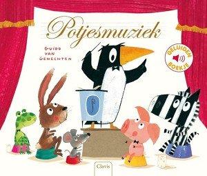 Geluidenboek: Potjesmuziek. 2+ / Clavis
