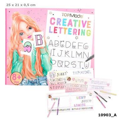 Creative Lettering kleurboek / TOPmodel