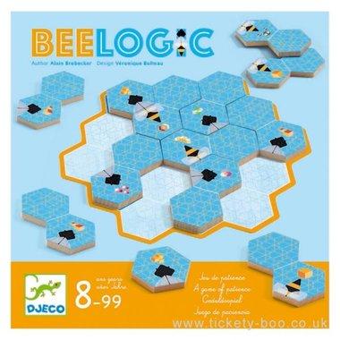 Bee Logic spel 8+ / Djeco