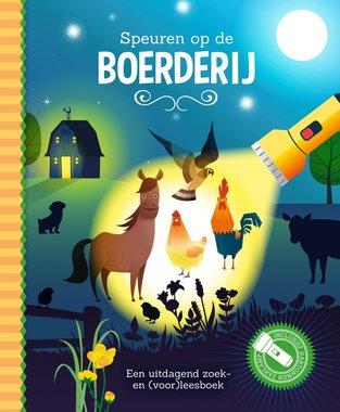 Zaklampboek - Speuren op de boerderij / Lantaarn