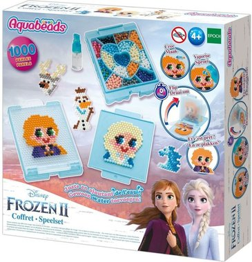 Frozen 2 playset / Aquabeads