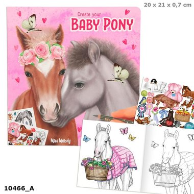 Create Your Baby Pony / Miss Melody