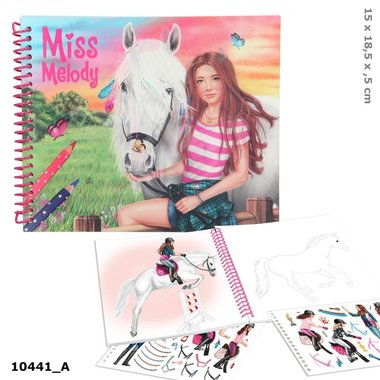 Dress up your horse / Miss Melody