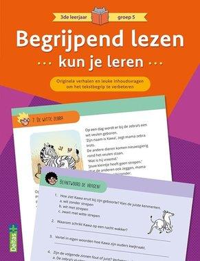 Begrijpend lezen kun je leren 3de leerjaar groep 5 (oranje) / Deltas