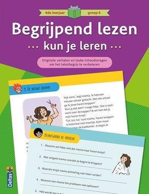 Begrijpend lezen kun je leren 4de leerjaar groep 6 (paars) / Deltas