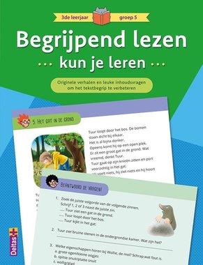 Begrijpend lezen kun je leren 3de leerjaar groep 5 (groen) / Deltas
