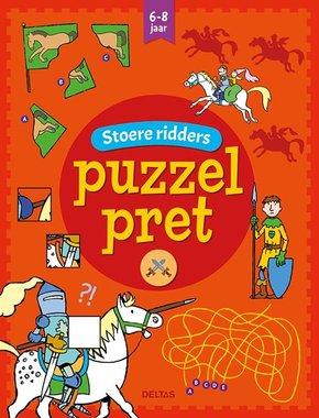 Puzzelpret - Stoere ridders (6-8 jaar) / Deltas