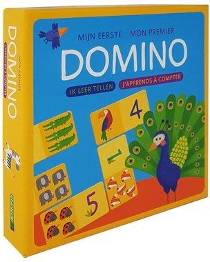 Mijn Eerste Domino Ik Leer Tellen / Deltas