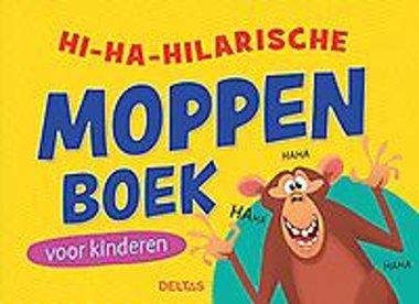 Hi-ha-hilarische moppenboek voor kinderen / Deltas