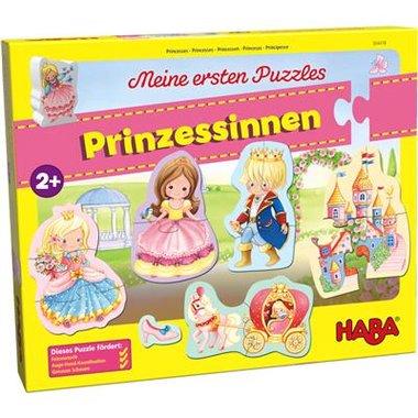 Mijn eerste puzzels - Prinsessen / HABA