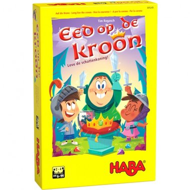 Eed op de kroon 6+ / HABA