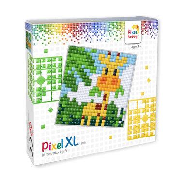 Pixel XL set Giraf/ Pixelhobby